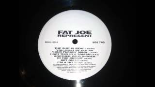Fat Joe feat. Apache & Kool G Rap - You Must Be Out Of Your Fuckin' Mind (Diamond D Production 1993)