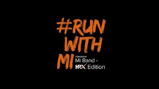 #RunWithMi