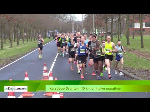 VIDEO | Favoriet uit Kenia wint Kerstloop Dronten, maar loopt geen wedstrijdrecord