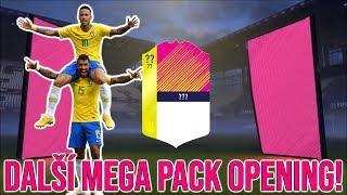 DALŠÍ MEGA PACK OPENING! | FIFA 18 CZ