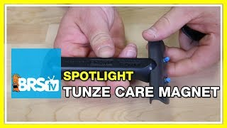 An edge to edge look at the Tunze Care Magnet - BRStv