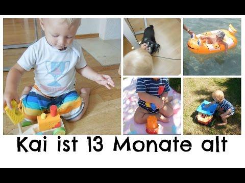 Kai ist 13 Monate alt | Babyartikel.de