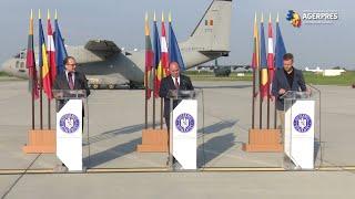 Aurescu: Prin vizitele la Baku, Erevan şi Tbilisi transmitem un mesaj privind necesitatea aprofundării reformelor