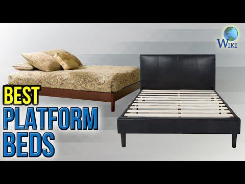 10 Best Platform Beds 2017