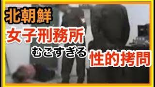 【閲覧注意】「北朝鮮の性的拷問」がヤバすぎる。。看守が囚人女性の局所に0薬を…!?