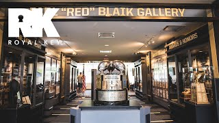 We Toured Army's Amazing Football Facility & Sneaker Equipment Room | Royal Key