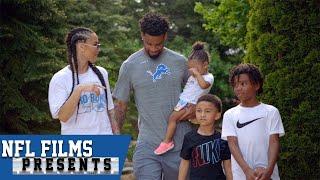 Darius Slay: From Single Dad to Brady Bunch Family | NFL Films Presents