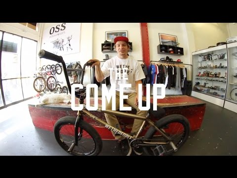 BMX BIKE CHECK – DAN KRUK'S WETHEPEOPLE