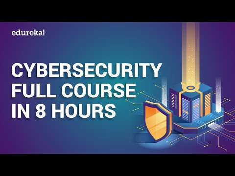 Cyber Security Full Course In 8 Hours | Cyber Security Tutorial ...