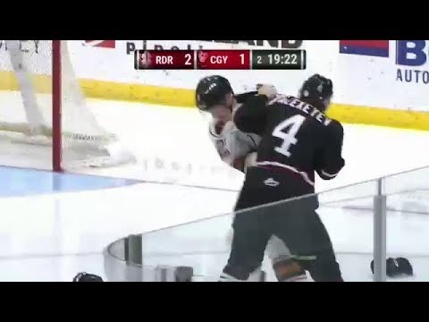 Dakota Krebs vs Alexander Alexeyev
