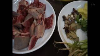 吳師傅主理「有情有味」西施電飯煲煮羊腩煲