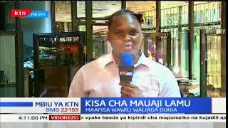 Vita vya ubabe wa kisiasa baina ya gavana Anne Waiguru mwakilisha wa kike Wangui Ngirichi