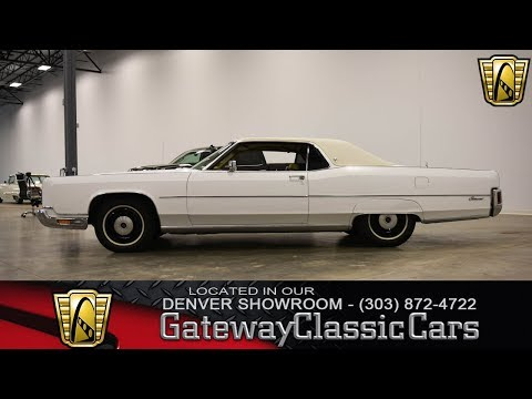 1973 Lincoln Continental for Sale - CC-1045985