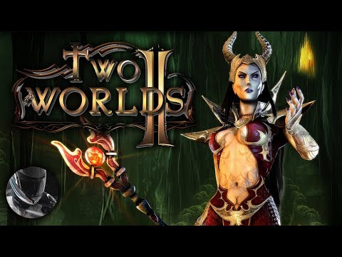 Two Worlds 2 Еще Не Ретро, Но Уже Обзор!!!