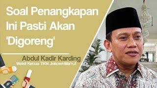 Kubu Jokowi Akui Kasus Rommy Ditangkap KPK Akan Digoreng