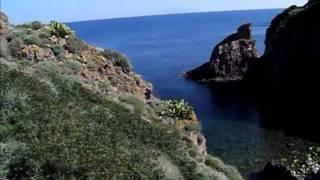preview picture of video 'Isola di Capraia  (Capraia Island), arcipelago toscano,  2011'