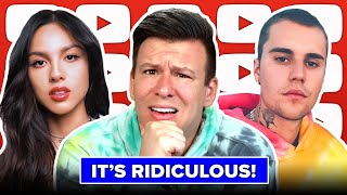 Ridiculous Olivia Rodrigo Backlash, NO HUGS from Justin Bieber, Florida Condo Collapse UPDATE & More