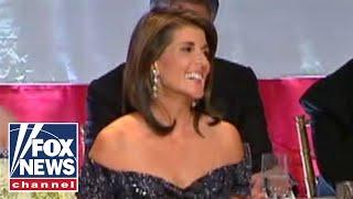 Nikki Haley mocks Elizabeth Warren over DNA test