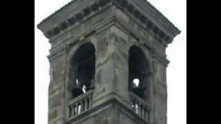 preview picture of video 'Concerto di campane santuario Madonna Annunciata Verdello 25-03-2015'