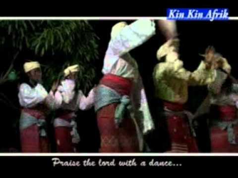 Princess Rachel Yisa Kin-Kin Afrik (Leg Dance)