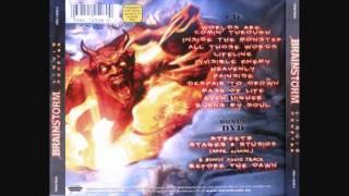 BRAINSTORM-Worlds are comin' through (liquid monster2005)