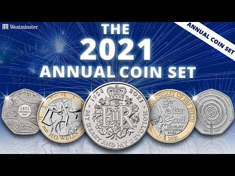 royal mint 2021 coins