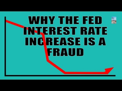 Video Why the Fed Interest Rate Increase Is A Fraud! This Proves It.