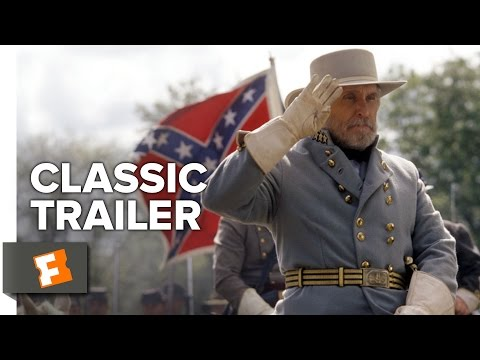 Gods And Generals (2003) Official Trailer - Stephen Lang, Robert Duvall Civil War Movie HD