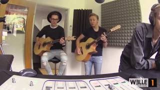 WELLE 1 Livesession // The Oceans - Please Tell Rosie (Alle Farben Feat. YOUNOTUS)