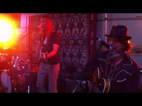 """Come on Baby Let's Go Downtown"" live by Gravel with Lynn Conover"