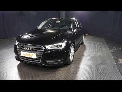 Audi A3 Sportback Business 1.6 TDI 81 Ultra, Monikäyttö, Manuaali, Diesel, CJX-335