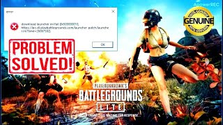 pubg lite pc error download failed - TH-Clip