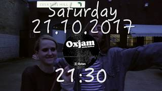 We are supporting Oxjam 2017 !
