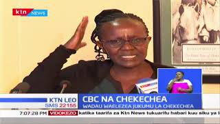 CBC na Chekechea: Wadau waelezea jukumu la chekechea