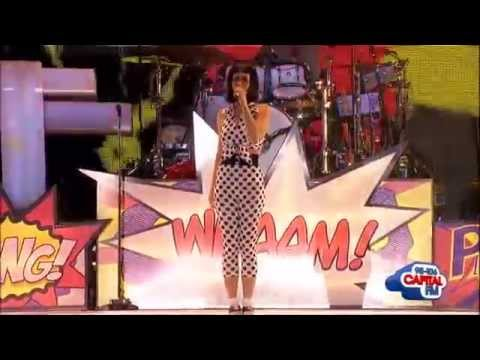 Katy Perry - Part of Me (Capital FM Summertime Ball 2012 Live Performance)