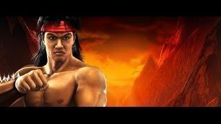 Mortal Kombat 9 - Liu Kang комбо урок