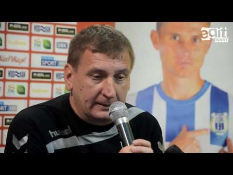 Komentarze po meczu Stomil Olsztyn - GKS Tychy