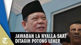 Prabowo-Sandi Menang di Madura, La Nyalla Beri Jawaban Ini saat Ditagih Janji Potong Leher