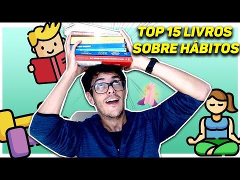 HÁBITOS: TOP 15 LIVROS QUE EU JÁ LI | Guri Sonhador