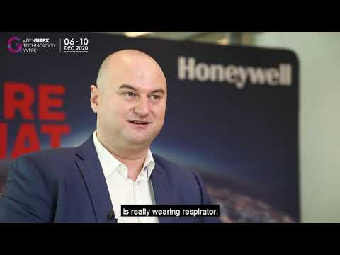 In conversation with Honeywell's VP and General Manager - Miroslav Kafedzhiev