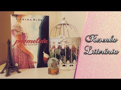 Resenha: Prometida - Série Perdida da Carina Rissi | Leticia Mateuzi