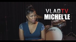 Michel'le: Some of My Royalty Checks Still Go to Eazy-E
