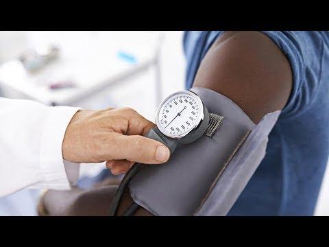 Zhvillimi i simptomave në mekanizmin e hipertensionit