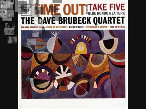 Take Five (Song) by Dave Brubeck Quartet