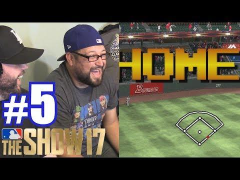 RETRO MODE AGAINST SOUP!   MLB The Show 17   Retro Mode #5