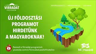 Földosztásba kezd a Mi Hazánk –  Toroczkai László a Kossuth Rádióban a Virradat programról