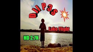 Dji phantom 3 standard cinematic footage Silver Lake Flight