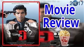 'Coffee with D' Movie Review | Sunil Grover, Zakir Hussain