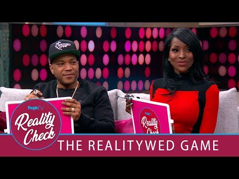 Styles P Shares A Sure Fire Way To Get On Wife Adjua's Nerves In The Realitywed Game   PeopleTV