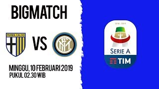 Live Streaming Parma Vs Inter Milan di HP via MAXStream beIN Sports, Minggu Pukul 02.30 WIB